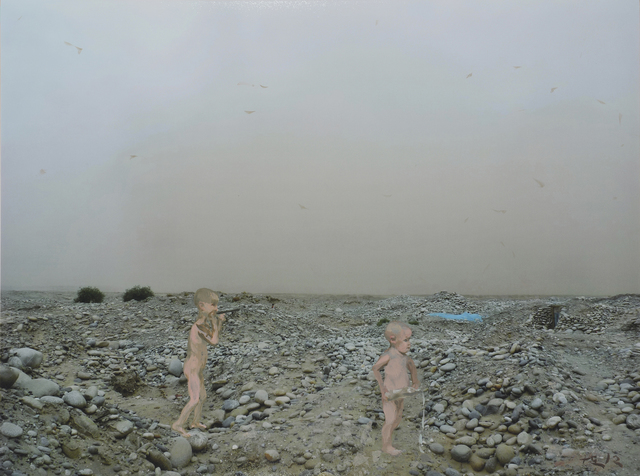 , 'Two Boys (From Hotan Project Xinjiang, China),' 2012, Parkett