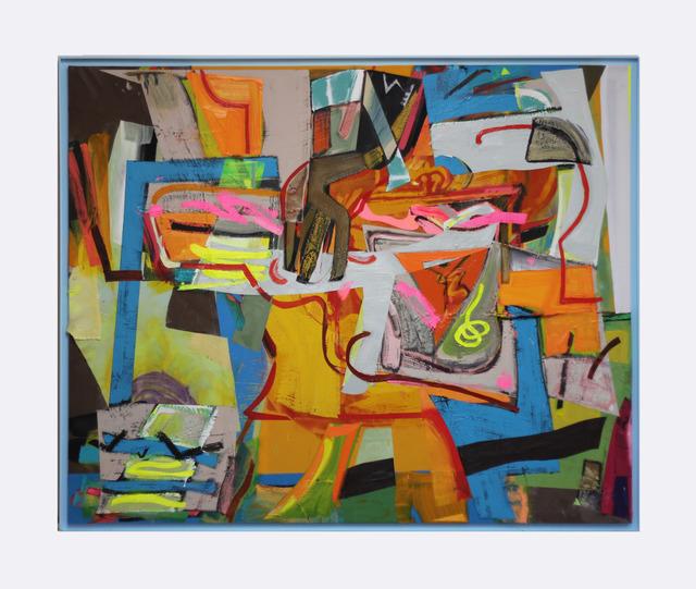 , 'Gun Clutch (II),' 2013, TrépanierBaer Gallery