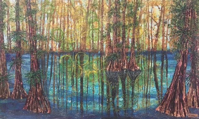 Laura Adams, 'Big Cypress', 2019, Brickworks Gallery