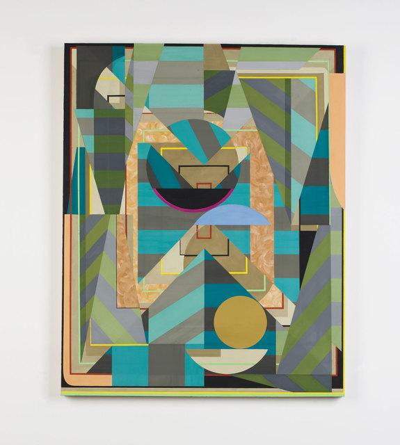 , 'Lillis,' 2017, Rachel Uffner Gallery