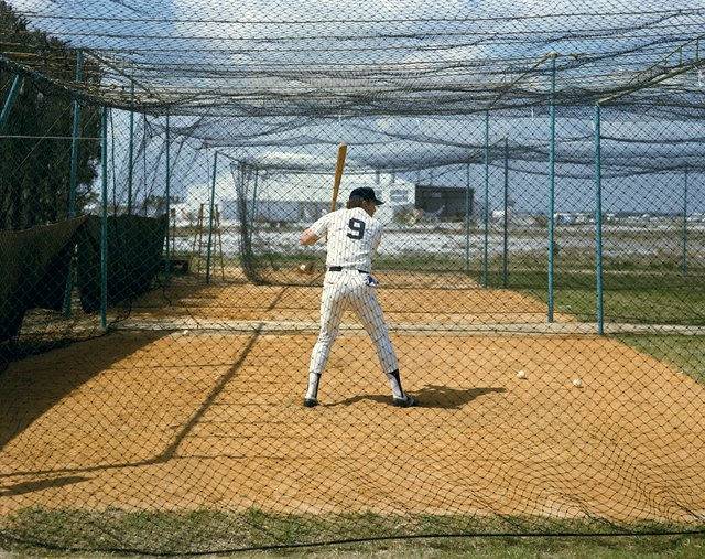 , 'Graig Nettles, Fort Lauderdale, Florida, March 1, 1978,' 1978, The Museum of Modern Art