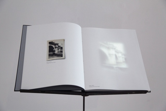 Ken Matsubara, 'Pont Neuf', 2014, Mixed Media, Music stand, movie, 10 Chancery Lane Gallery