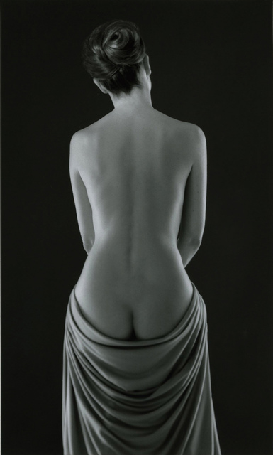 , 'Draped Torso,' 1962, Photography West Gallery