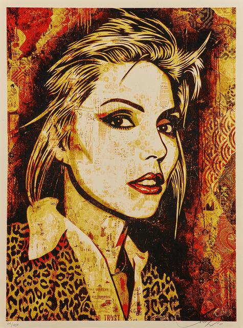 Shepard Fairey, 'Debbie Harry', 2010, Rago