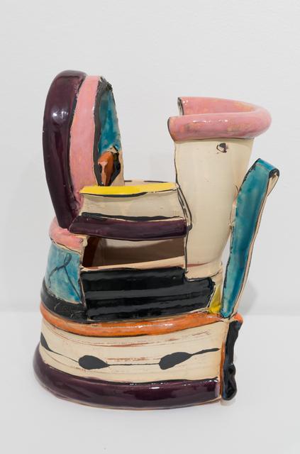 , 'Overalls vase,' 2018, Eutectic Gallery
