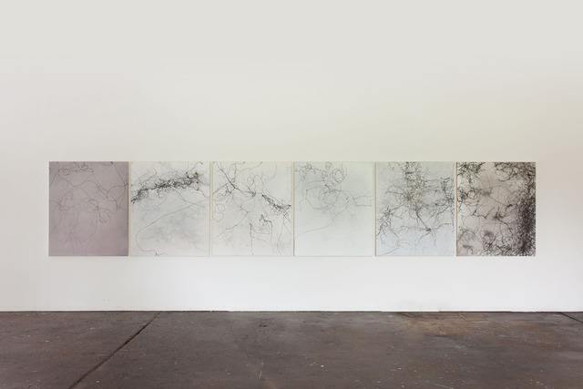 , 'Liquid Reflector 1-6,' 2013, Sperone Westwater