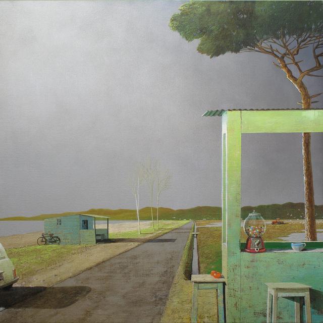 Alessandro Tofanelli, 'Cingomme e Trattore', 2019, Ransom Art