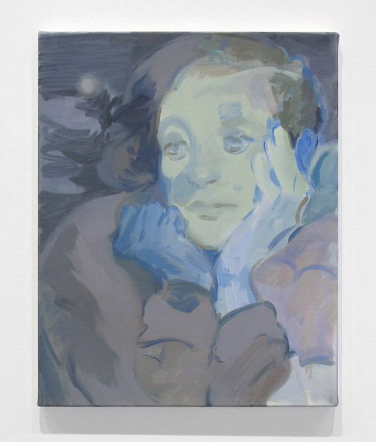 , 'Absence,' 2013, Inman Gallery