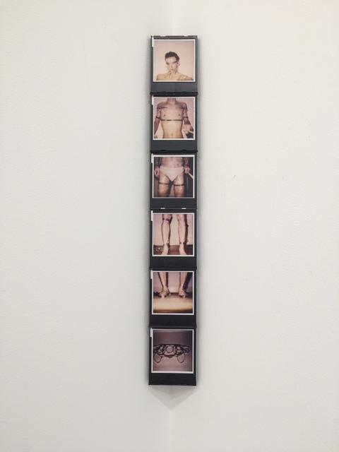 Noé Sendas, 'Topographic Map ou Myself', 1997, Galeria Miguel Nabinho