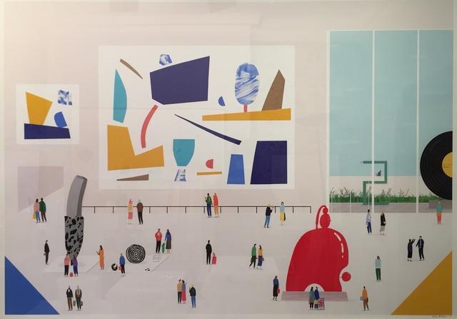 Rose Blake, 'Stone Banana', 2015, Rebecca Hossack Art Gallery