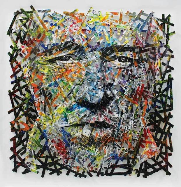 , 'Old Man Smoking,' 2019, ArtCatto
