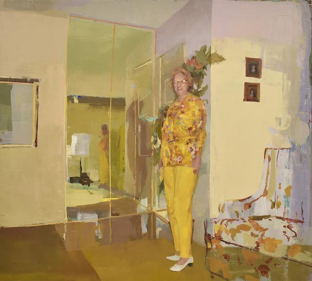 , 'Evalyn,' 2017, Linda Hodges Gallery