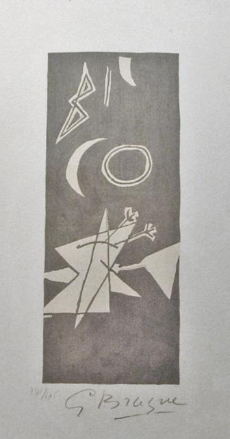 , 'Ciel gris II,' 1959, Galerie Raphael