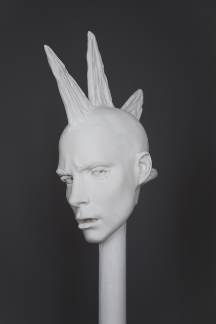 , 'Dark Flowers - Spiky,' 2013, Andréhn-Schiptjenko
