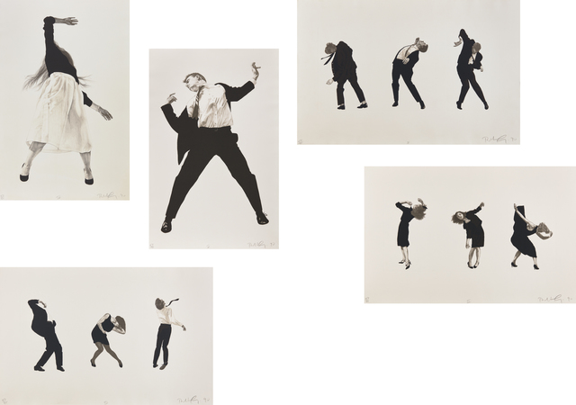 Robert Longo, 'Men in the Cities', 1990, Phillips