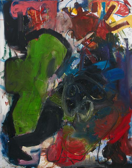 Anke Weyer, 'Driver', 2015, NINO MIER GALLERY
