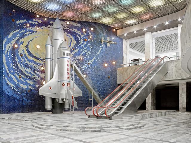, 'Children's Palace Rocket (Mangyongdae Children's Palace, Pyongyang),' 2014, The Ravestijn Gallery