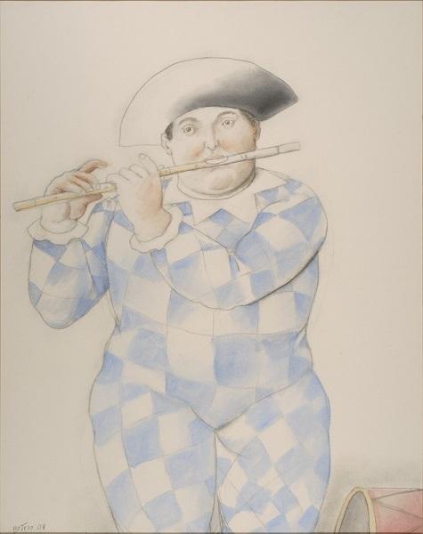, 'Arlequin,' 2004, Opera Gallery