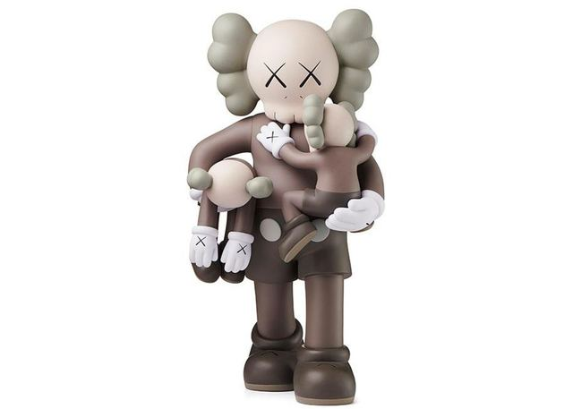 KAWS, 'Clean Slate (Brown)', 2018, Lougher Contemporary
