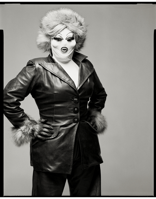 Fergus Greer, 'Leigh Bowery, Session VII, Look 36', 1994, Photography, Silver gelatin print, Michael Hoppen Gallery