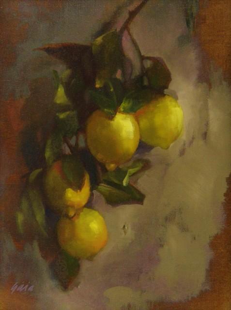 , 'Lemon drops,' , Eisele Fine Art