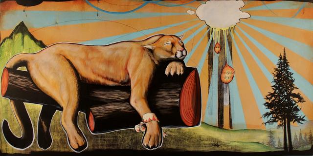 , 'Cougar,' , Ruckus Gallery