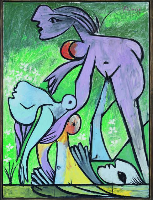 Pablo Picasso, 'Le sauvetage (The Rescue)', 1932, Fondation Beyeler