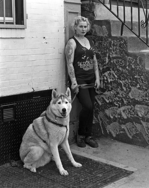 , ' Joanie with Augustus Gloop,' 2016, Soho Photo Gallery