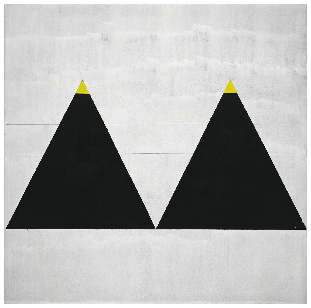 Agnes martin untitled 1 2003 artsy for Minimal art opere