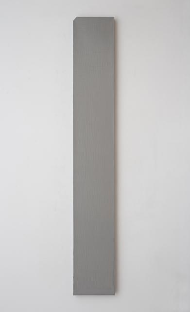 , 'untitled grey ,' 2015, VILTIN Gallery