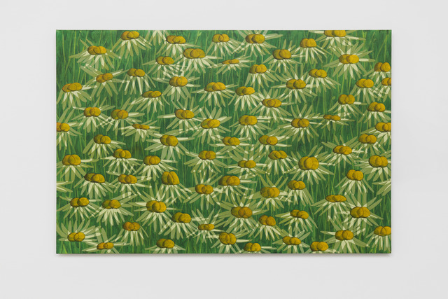 , 'Untitled (Shifted Flowers),' 2020, Galerie Nordenhake