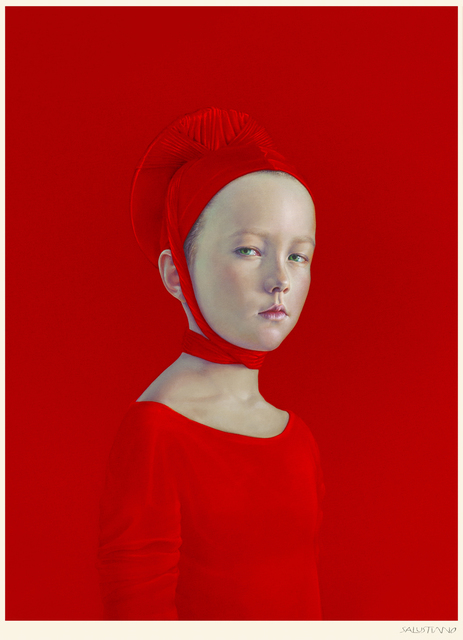 Salustiano, 'PRESENTE PLUSCUAMPERFECTO', 2016, Print, Pigment print on Hahnemühler Fine Art Albrecht Dürer 210 Gr, Priveekollektie Contemporary Art | Design