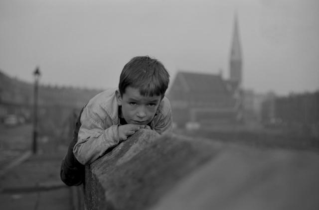 , 'Boy on Wall, Harrow Road, London,' 1963, Gallery Vassie