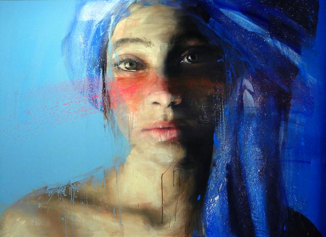 , 'Isabella VII,' 2018, Galerie LeRoyer