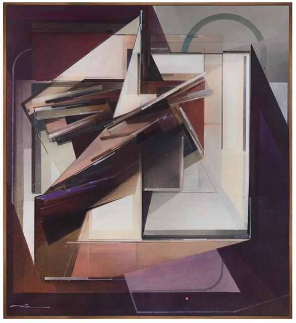 Augustine Kofie, 'Majentastic', 2019, StolenSpace Gallery