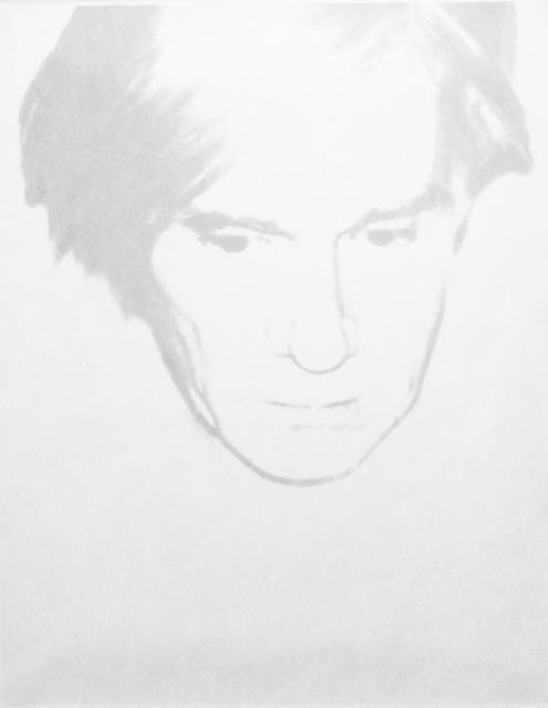 , 'Self-Portrait,' 1977, Hamilton-Selway Fine Art