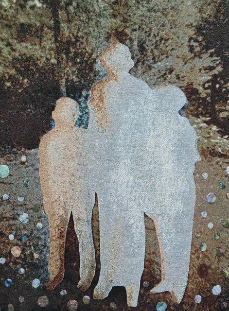 , 'Space-Time Continuum: Grandpa,' 2015, Arusha Gallery