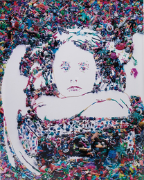 Vik Muniz, 'I Wait After Julia Margaret Cameron,' 2004, Phillips: 20th Century and Contemporary Art Day Sale (February 2017)