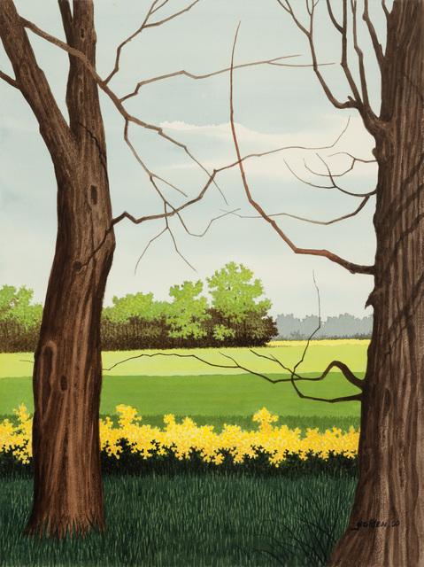 , 'Scent of Spring ,' 2000, Mac-Gryder Gallery