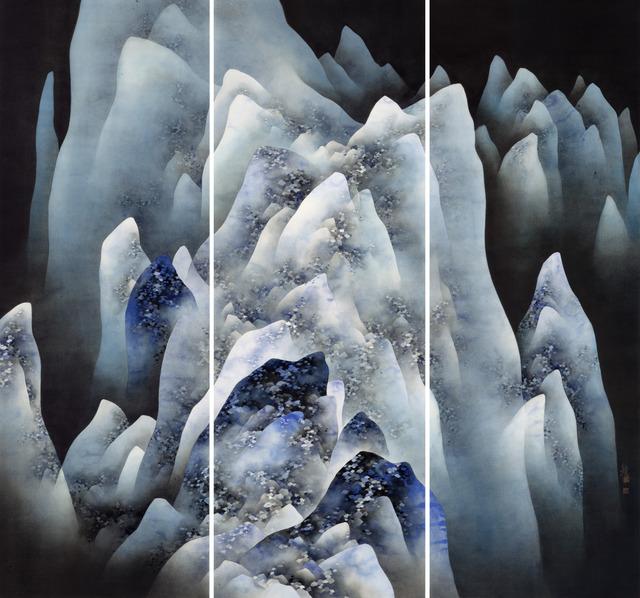 , 'Cold Mountains,' 2018, Illuminati Fine Art