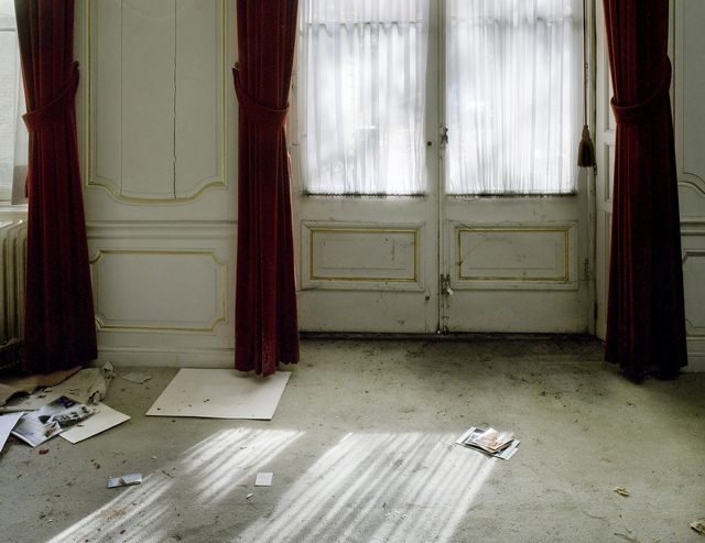 , 'French room, Southern direction,' 2008, The Ravestijn Gallery