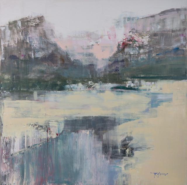 Douglas W Kacena, 'Virgin River Zion', 2016, k contemporary