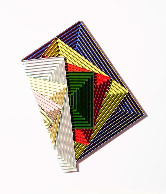 , 'Fold,' 2017, Gormleys Fine Art