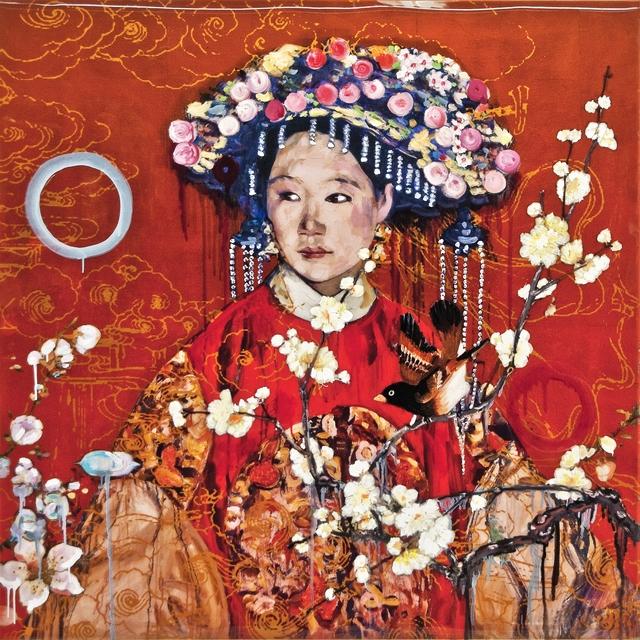 , 'Manchu Bride-Nahu III,' 2017, Diehl Gallery