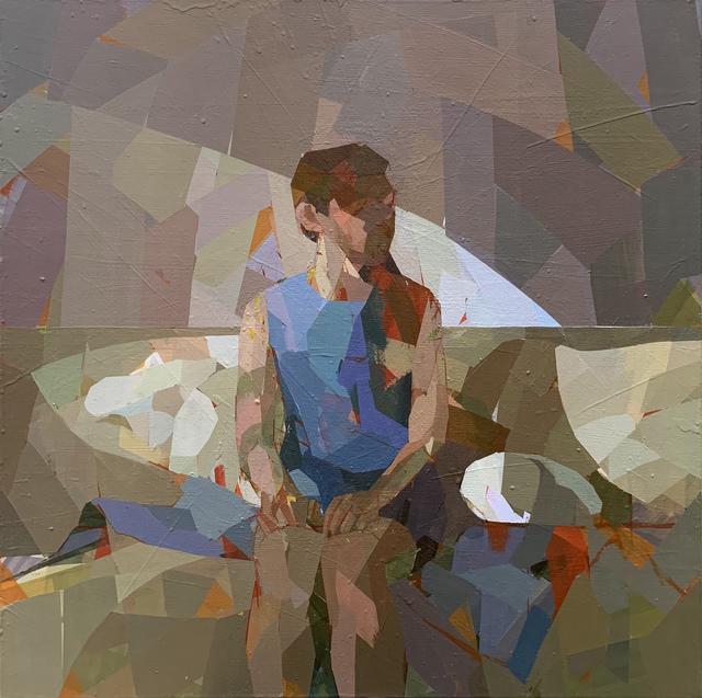 , 'Reunion ,' 2019, Hall Spassov Gallery