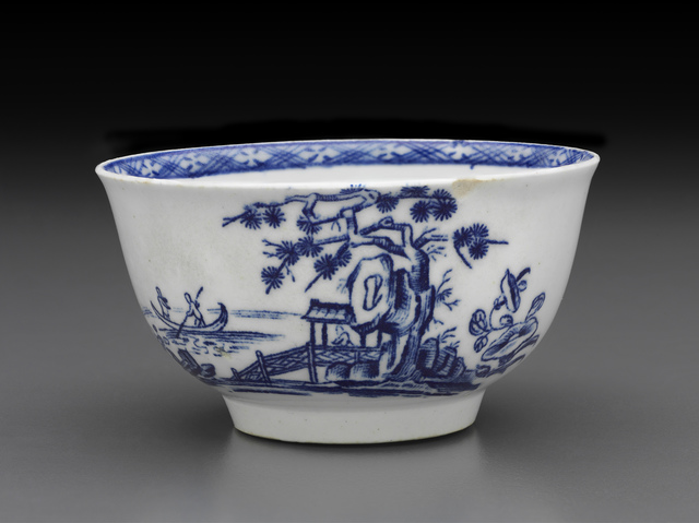 , 'Teabowl,' 1765-1770, Museum of Fine Arts, Boston