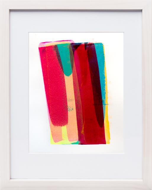 , 'Colour Subject 1,' 2018, Newzones