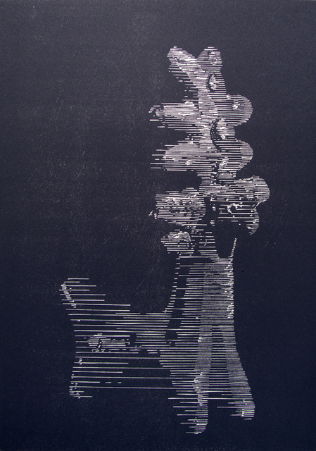 , 'Untitled (Sender),' 2014, Galerie Kleindienst