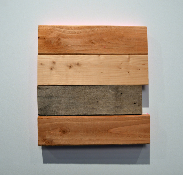 , 'Grain Glow,' 2013, Nina Johnson