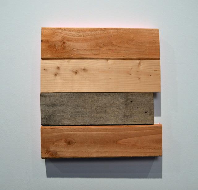 , 'Grain Glow,' 2013, Nina Johnson